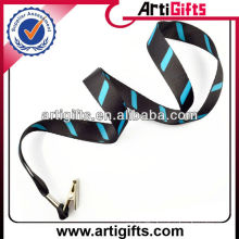 Wholesale cheap glow in the dark lanyard